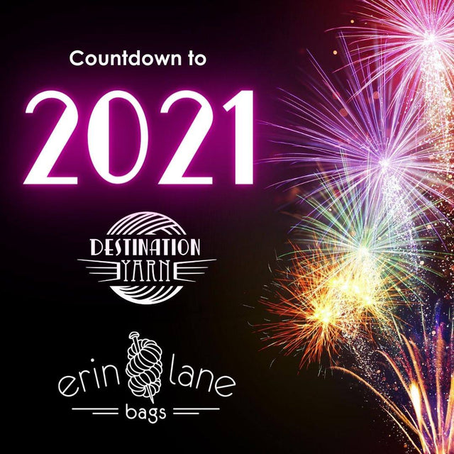Countdown to 2021 with Yarn and Bags