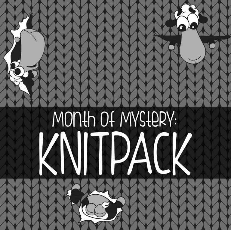 Month of Mystery: KNITPack