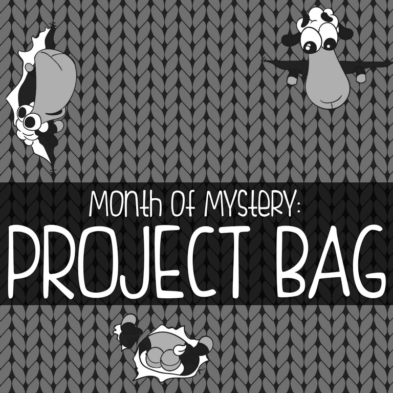 Month of Mystery: Project Bag