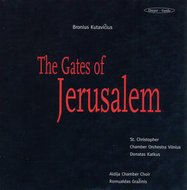 The Gates of Jerusalem