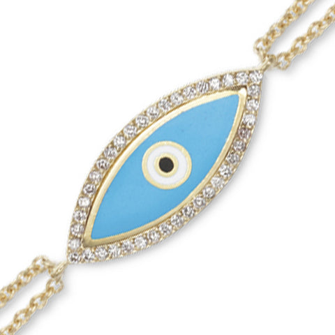 Dual Chain Evil Eye (small)