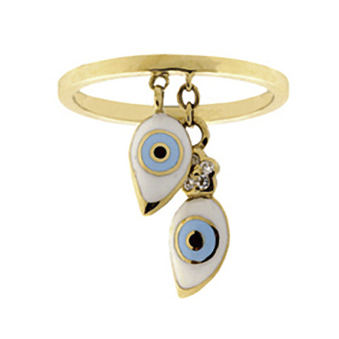 Hanging Eye Ring