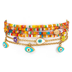 Ibiza Stack-Bracelets are priced Individually