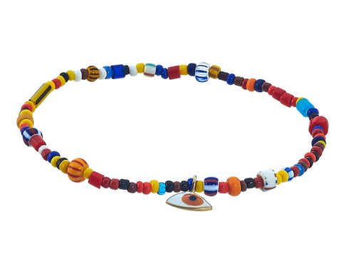 Rebecca Multi-Colored Beaded Bracelet