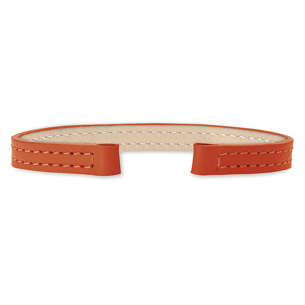 Leather Strap (orange)