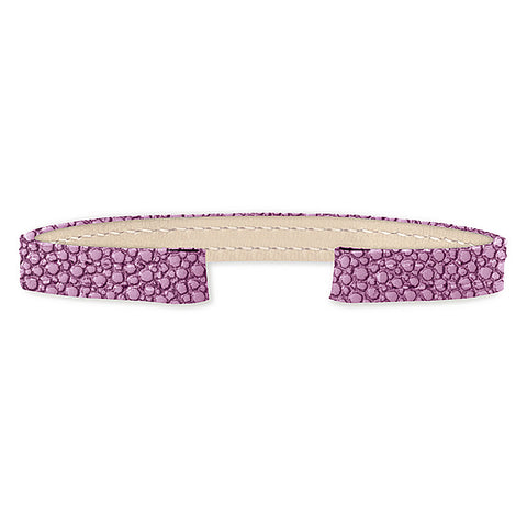 Stingray Leather Strap (violet)