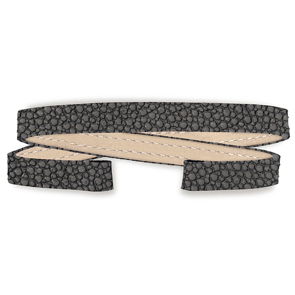 Stingray Double Wrap strap (dark grey)