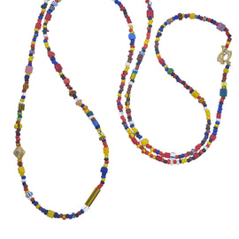 Sass Beaded Necklace