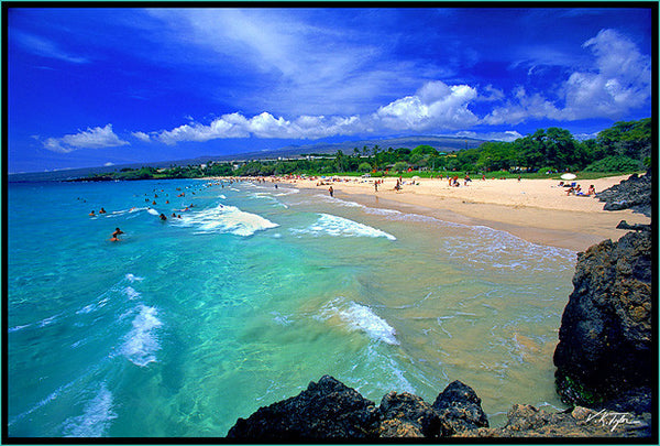 Hapuna Beach South