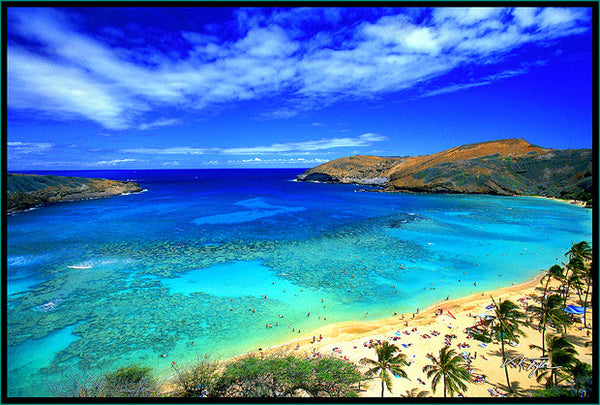 Hanauma Bay Photograph