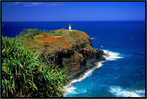 Kilauea Light House, Kauai Hawaii