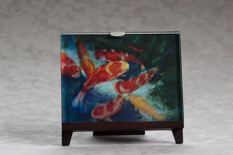 Koi Party Print Display