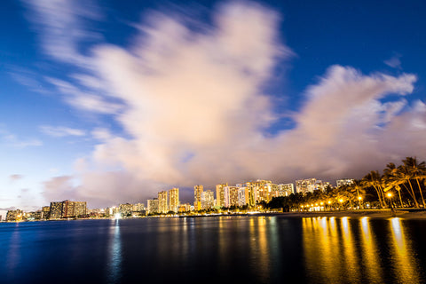 Lights of Waikiki