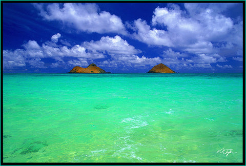 Lanikai Beach Photograph