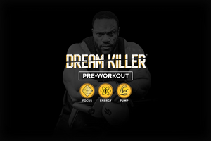 Phil Heath Labs DREAM KILLER Pre-Workout