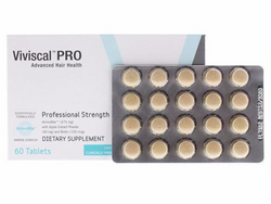 Viviscal Hair Growth Program Professional Strength - 60 Tablets