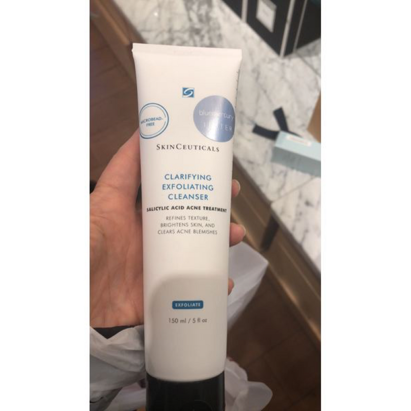SkinCeuticals Clarifying Exfoliating Cleanser