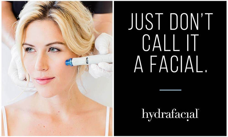 Hydrafacial Deluxe Package of 12