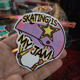 Rollerskate Stickerpacks