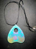Planchette necklaces