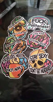 My Favorite Murder sticker pack