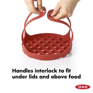 Kitchen Anti-Slip Heat Insulated Mat Cooker Bakeware Sling
