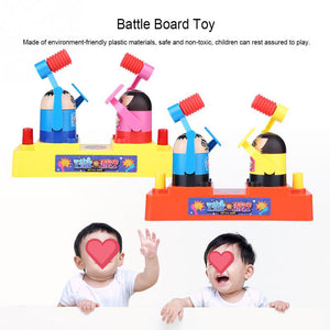 Interactive Novelty Gift - Double Battle Board Game Toy