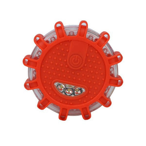 Emergency Safety Road Flare Flashing Warning Light