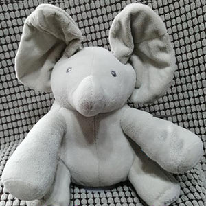 Elephants can sing electric plush toys
