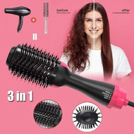 3-in-1 Multi-Functional Negative Ion Hair Dryer Comb Hair Styling Tool