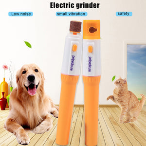Pet Electric Nail Trimmer