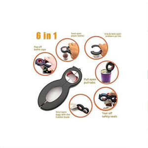 6-in-1 Multifunctional Opener