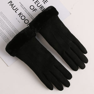 Winter Touch Screen Windproof Mittens Cycling Warm Gloves