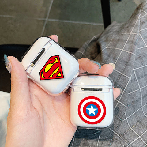 Airpods Cartoon Cute Wireless Bluetooth Earphone Case