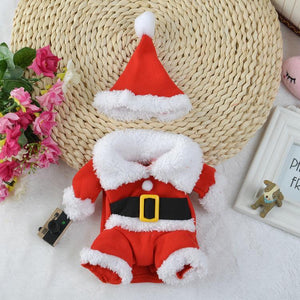 Santa Claus Pet Costume