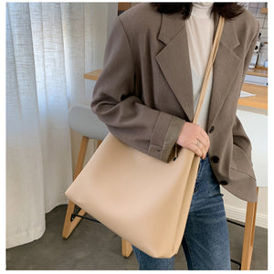 Diagonal Crossbody Fresh Shoulder Bag