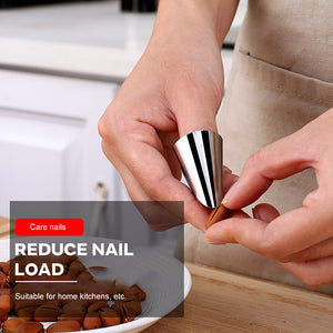 Kitchen Iron Nail Cover Protect Finge