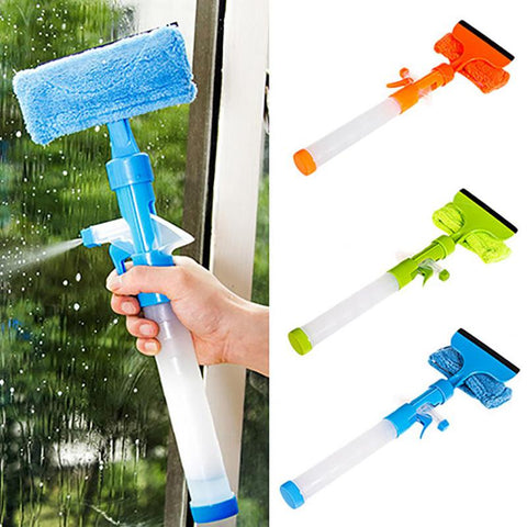 Multifunctional Double-Sided Window Cleaning Wiper Cleaner