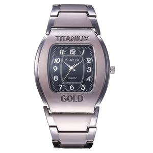 Men Business Casual Quartz Wrist Watches