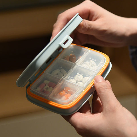 Dispensing Carry-On Medicine Box