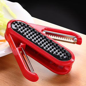 2-In-1 Multifunctional Peeler and Grater