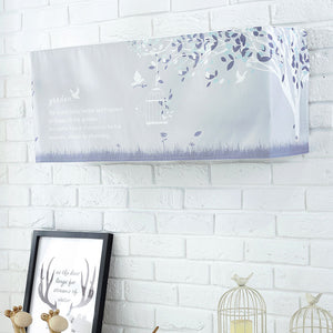 Customizable Printing Hanging Air Conditioning Cover