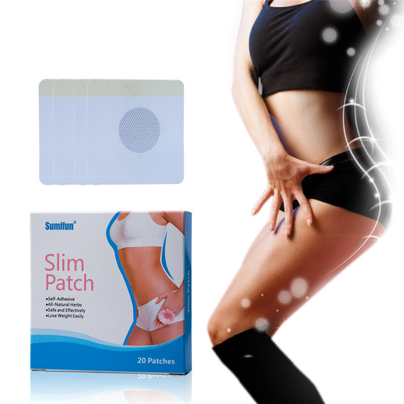 Lose Weight Slimming Patch Navel Sticker