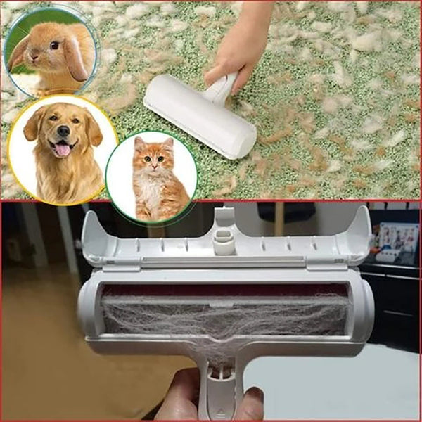 Reusable Pet Roller Fur & Lint Remover