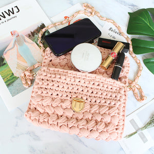 Multicolor Woven Bag Materials Package