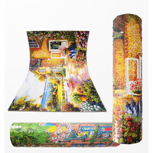 Photo Custom Wooden Personalized Jigsaw Puzzle