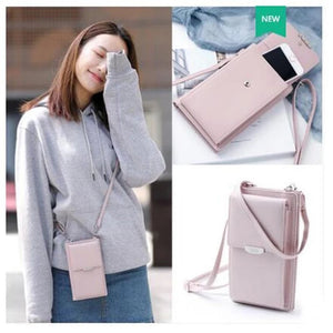 Multifunction Crossbody Phone Bags