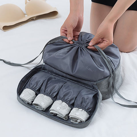 Travel Waterproof Underwear Bra Organizer Storage Bag