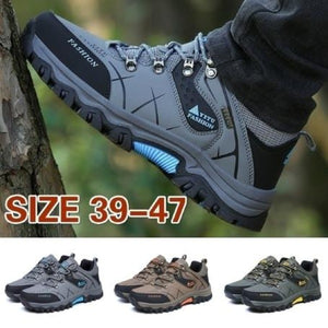 Men's Running Breathable High-top Sneakers