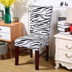 Multi-Color Fashion Chair Cover